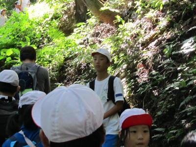2010年 弥彦山登山