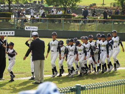 松井秀喜旗争奪 学童野球大会