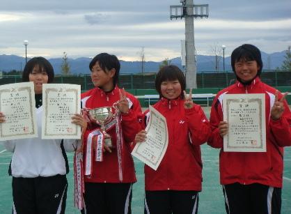 2010 県新人選抜大会