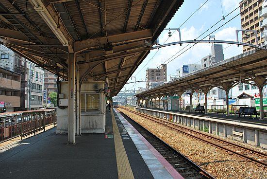 JR摂津本山