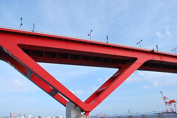 きれいな橋やで