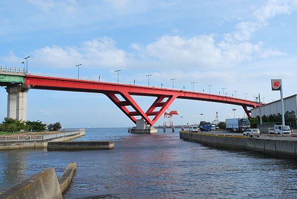 都賀川の河口