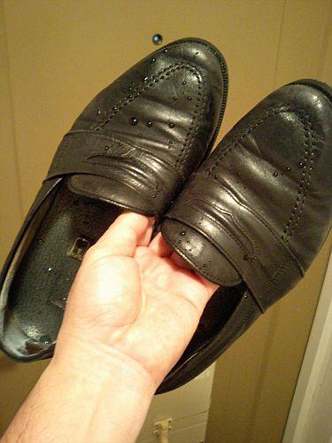この靴が・・・・