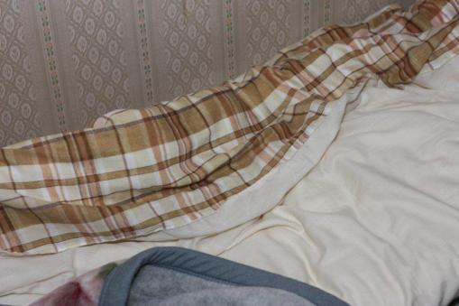布団で寝んね1