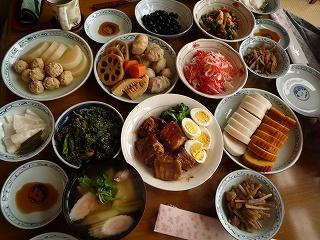 おせち料理100101