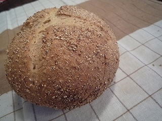 雑穀パン090911-2