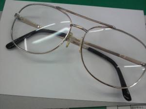メガネの落し物