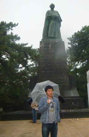 桂浜(陽)