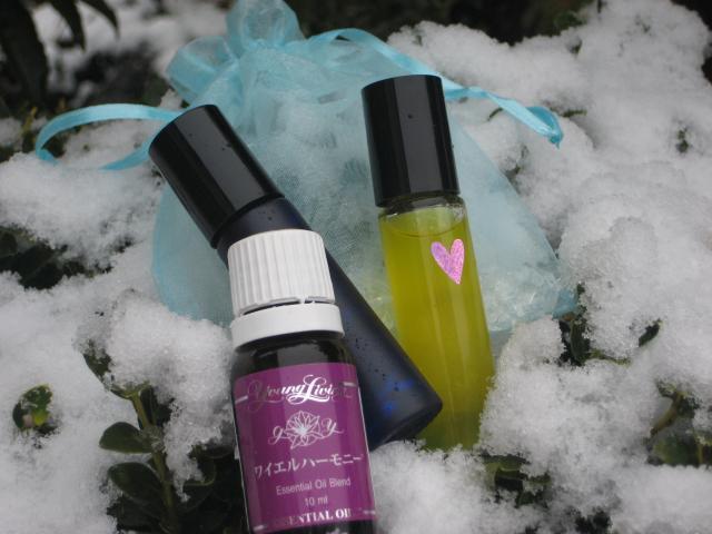 素的な香り プロテクション&コミットメントオイル