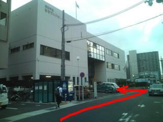 『草津駅』から『草津まちづくりセンター』まで、7