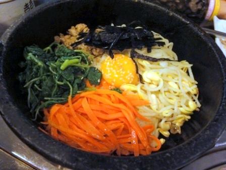 20110603韓国料理2