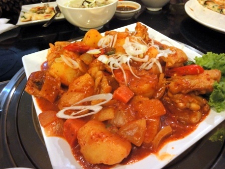 20110603韓国料理8