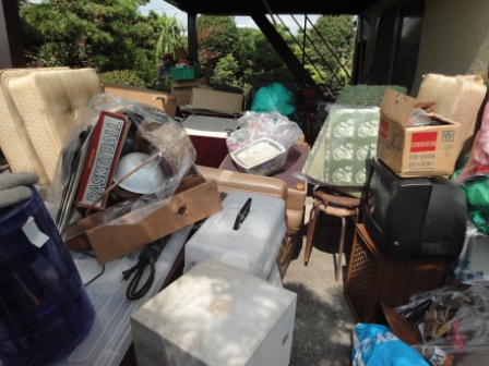 20110807日本不用品回収
