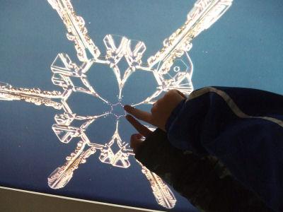 【新年用】雪の結晶