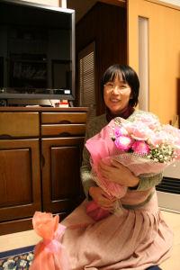 【幸せのバラ】花束