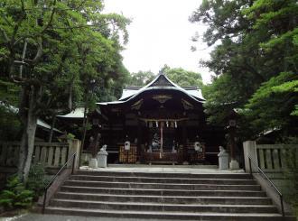 岡崎神社よこHP