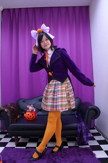 2010年 ストアハロウィン デイジー衣装 3