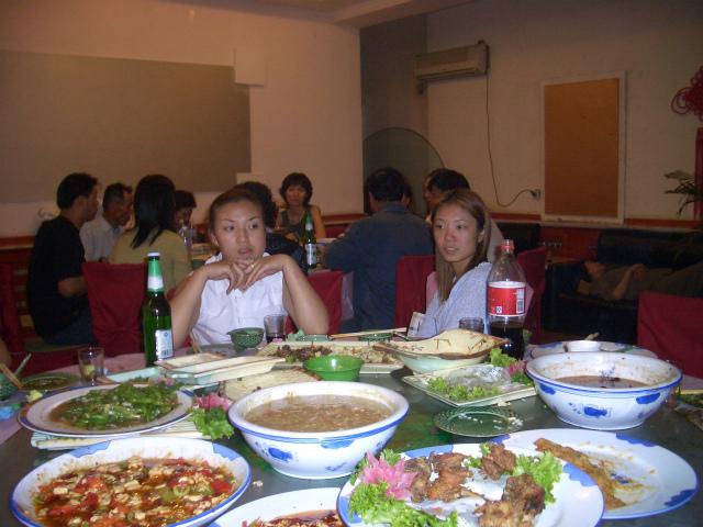 812歓迎食事会