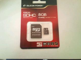 microSD(8GB)