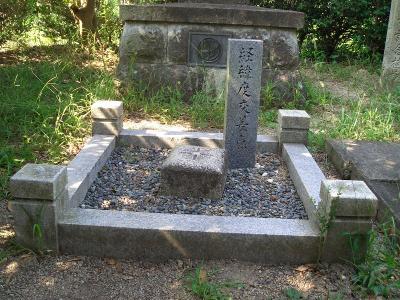西脇市へ2010.07.31- 日本へそ公園11-日本のへそ交差点石碑