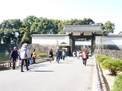 2010.2.20-東京ぶらりひとり旅004~リベンジ皇居外苑02~大手門2