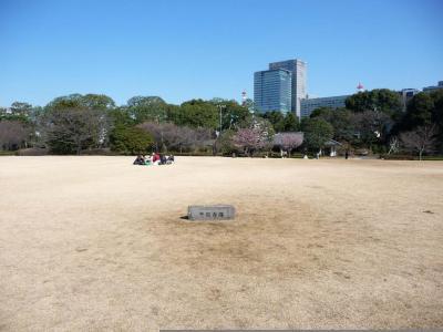 2010.2.20-東京ぶらりひとり旅005~東御苑021~「牛砲台跡」01