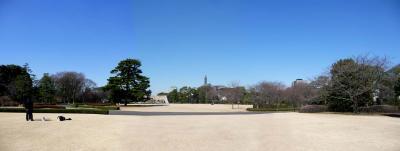 2010.2.20-東京ぶらりひとり旅005~東御苑023~「本丸大芝生」03