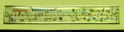 西脇市へ2010.07.30-04~路線案内図