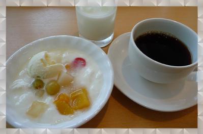 西脇市へ2010.07.31-02~西脇ロイヤルホテルでの朝食02