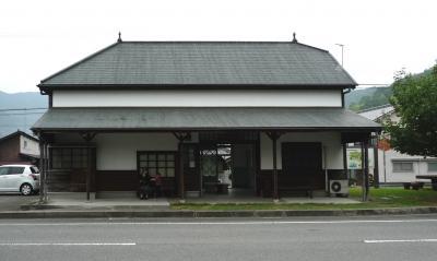 西脇市へ2010.07.31-鍛冶屋線ー市原駅記念館01