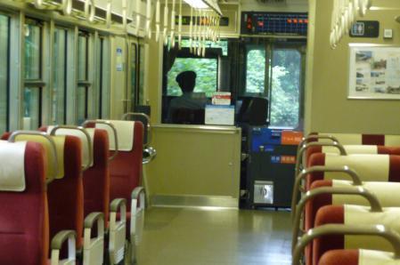 西脇市へ2010.07.31- 加古川線日本のへそ公園駅から西脇市行03