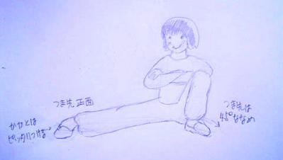 ひよこちゃんのイラストを加工02