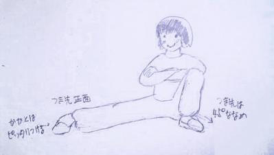 ひよこちゃんのイラストを加工04