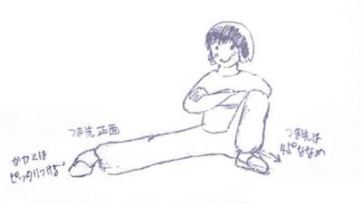 ひよこちゃんのイラストを加工05