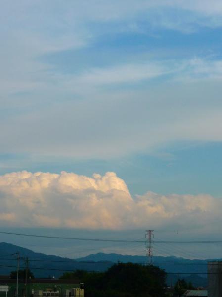 行き会いの雲2010