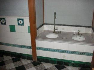 西脇市へ2010.07.31-旧来住家18~洗面所