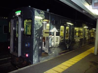 西脇市へ2010.07.30-06~加古川線103系ラッピング電車01