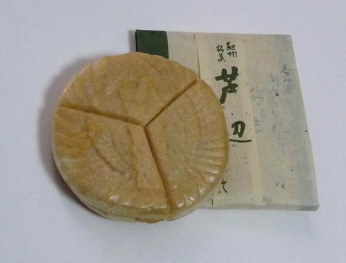 和菓子「鶴屋忠彦」本店2010-07芦辺