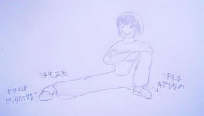 ひよこちゃんのイラストを加工01