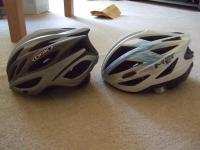 ヘルメット横