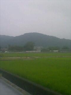 三輪山遠望
