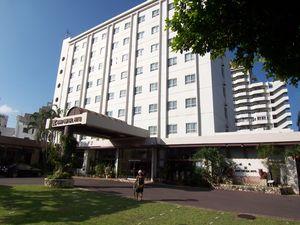 ナハセントラルホテル