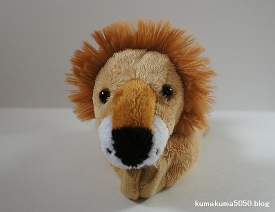 ライオンぬいぐるみ_2