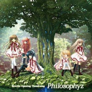 Rewrite Opening Theme song/Philosophyz