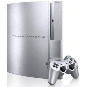 PS3サテンシルバー