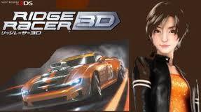リッジレーサー 3D