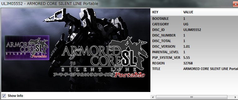 PSP Gamebrowser(4)