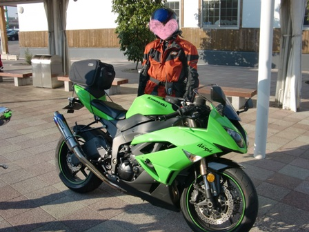 バイク 2( 紅葉狩りツーリング) 068