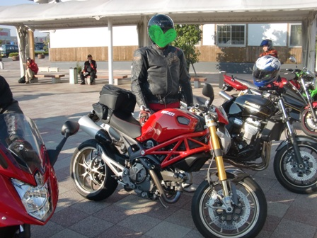 バイク 2( 紅葉狩りツーリング) 071
