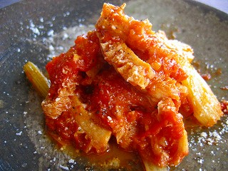 ハチノス 料理方法